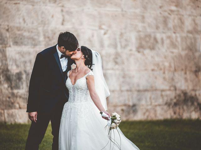 Il matrimonio di Alessandro e Chiara a Civitavecchia, Roma 25