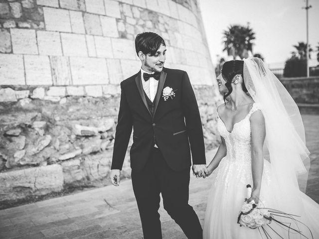 Il matrimonio di Alessandro e Chiara a Civitavecchia, Roma 27