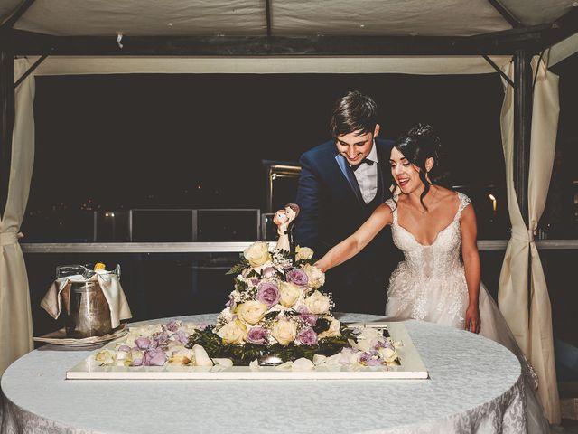 Il matrimonio di Alessandro e Chiara a Civitavecchia, Roma 33