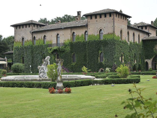 Il matrimonio di Andrea e Stefania a Cervesina, Pavia 8