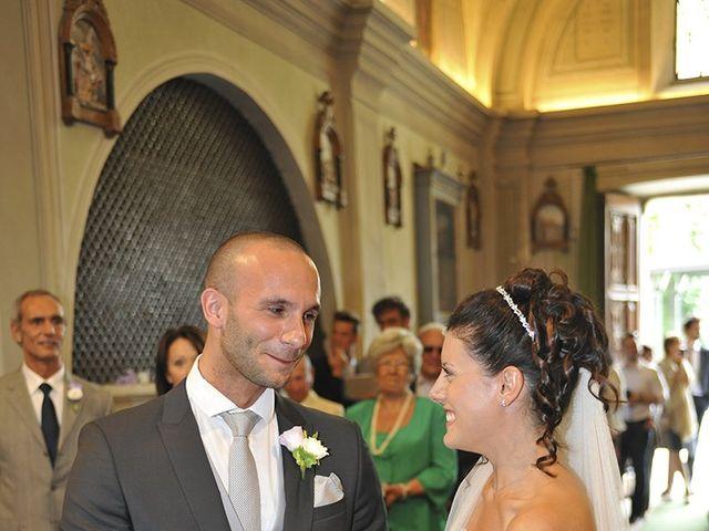 Il matrimonio di Andrea e Stefania a Cervesina, Pavia 14