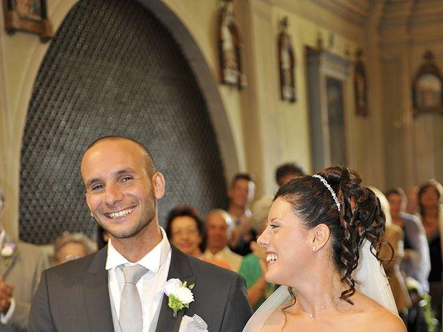 Il matrimonio di Andrea e Stefania a Cervesina, Pavia 15