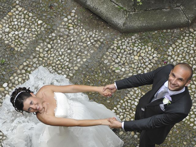 Il matrimonio di Andrea e Stefania a Cervesina, Pavia 17