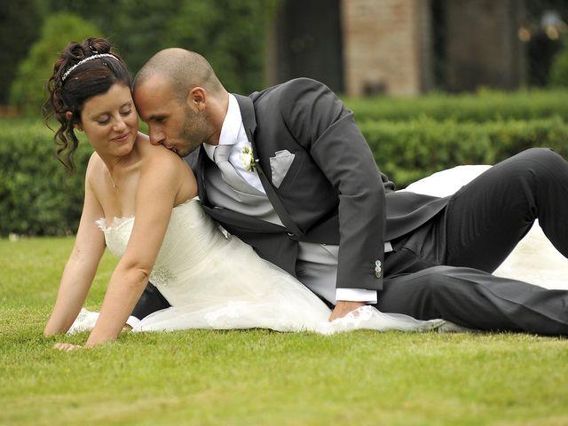Il matrimonio di Andrea e Stefania a Cervesina, Pavia 18