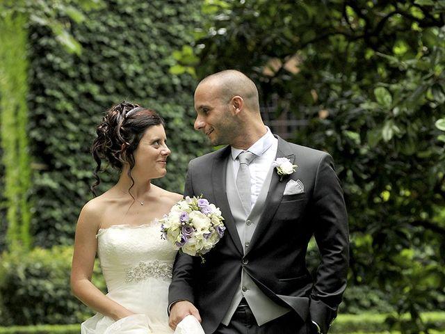 Il matrimonio di Andrea e Stefania a Cervesina, Pavia 19