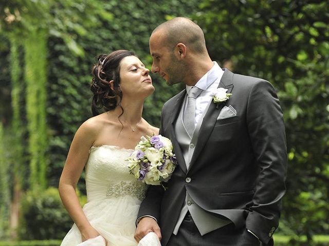Il matrimonio di Andrea e Stefania a Cervesina, Pavia 20