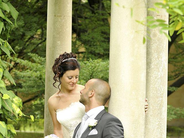 Il matrimonio di Andrea e Stefania a Cervesina, Pavia 22