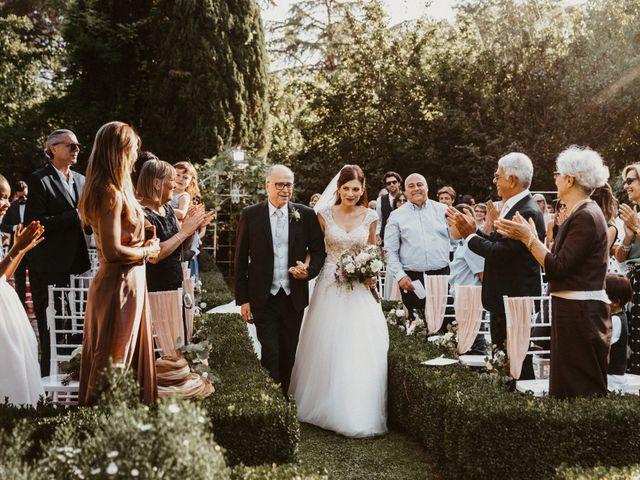 Il matrimonio di Federico e Lucia a Roma, Roma 34