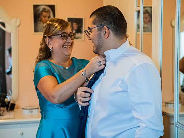 Il matrimonio di Roberto e Martina a Gazzada Schianno, Varese 3