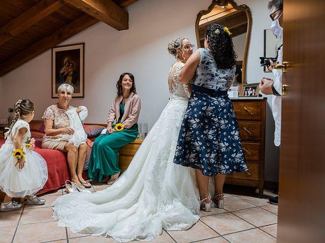 Il matrimonio di Roberto e Martina a Gazzada Schianno, Varese 18