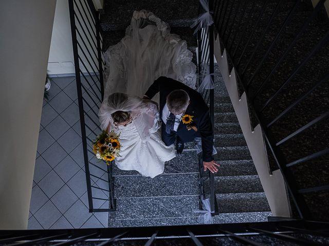 Il matrimonio di Roberto e Martina a Gazzada Schianno, Varese 25