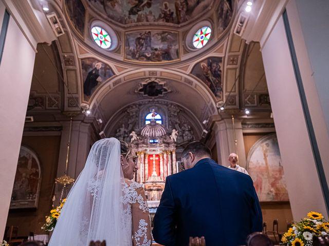 Il matrimonio di Roberto e Martina a Gazzada Schianno, Varese 30