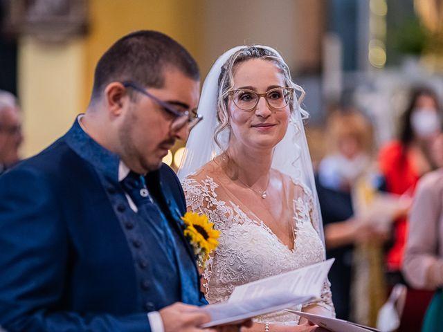 Il matrimonio di Roberto e Martina a Gazzada Schianno, Varese 31
