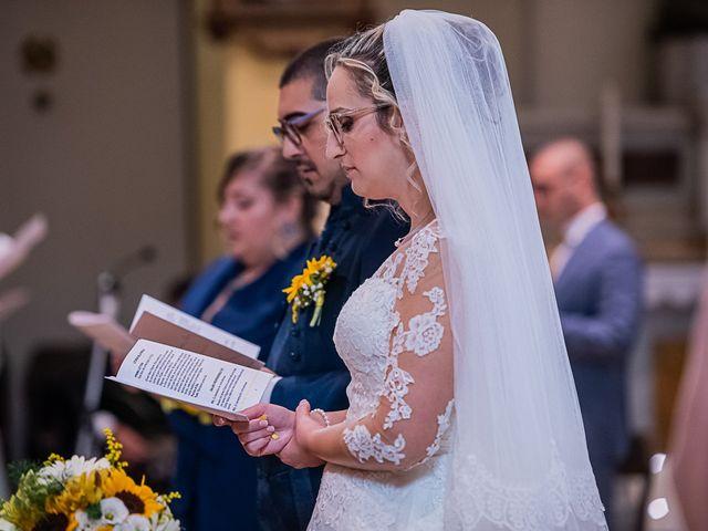 Il matrimonio di Roberto e Martina a Gazzada Schianno, Varese 32