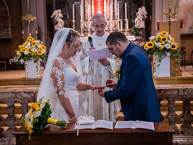 Il matrimonio di Roberto e Martina a Gazzada Schianno, Varese 37