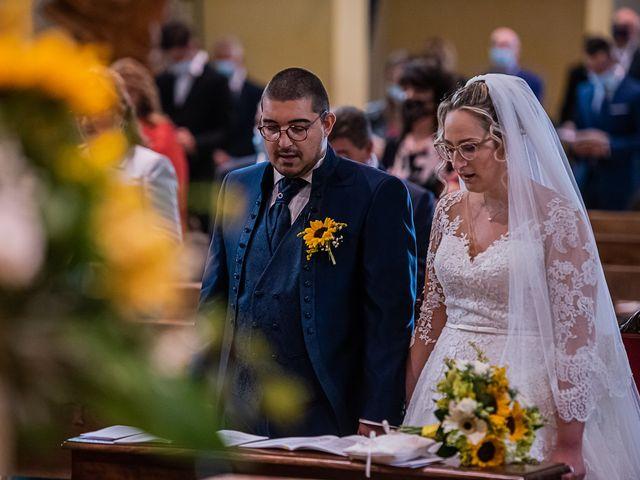 Il matrimonio di Roberto e Martina a Gazzada Schianno, Varese 41