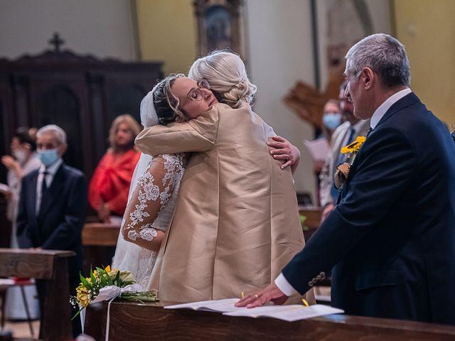 Il matrimonio di Roberto e Martina a Gazzada Schianno, Varese 42