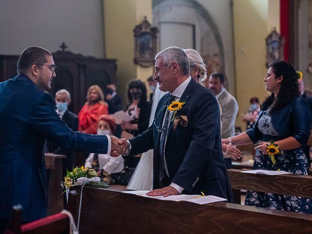 Il matrimonio di Roberto e Martina a Gazzada Schianno, Varese 43
