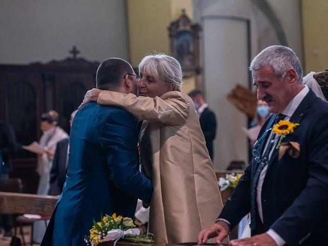 Il matrimonio di Roberto e Martina a Gazzada Schianno, Varese 44
