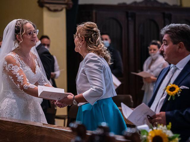 Il matrimonio di Roberto e Martina a Gazzada Schianno, Varese 45
