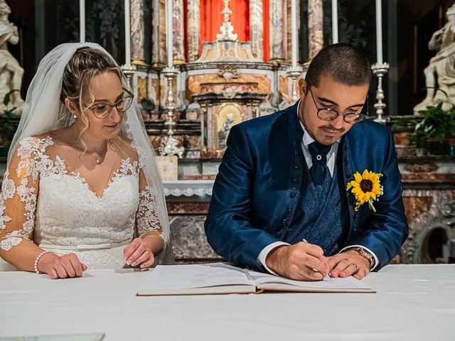 Il matrimonio di Roberto e Martina a Gazzada Schianno, Varese 46