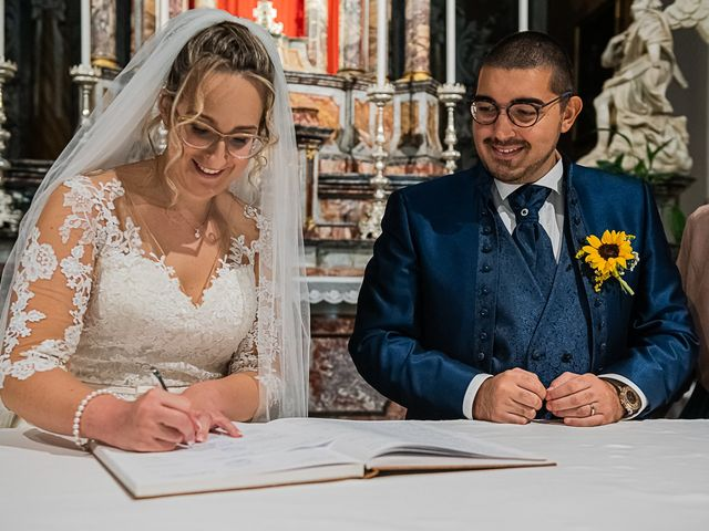 Il matrimonio di Roberto e Martina a Gazzada Schianno, Varese 47