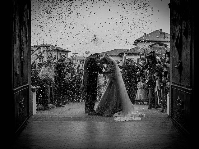 Il matrimonio di Roberto e Martina a Gazzada Schianno, Varese 49