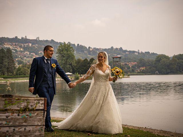 Il matrimonio di Roberto e Martina a Gazzada Schianno, Varese 51