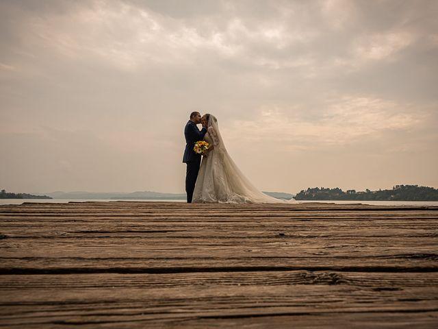 Il matrimonio di Roberto e Martina a Gazzada Schianno, Varese 52