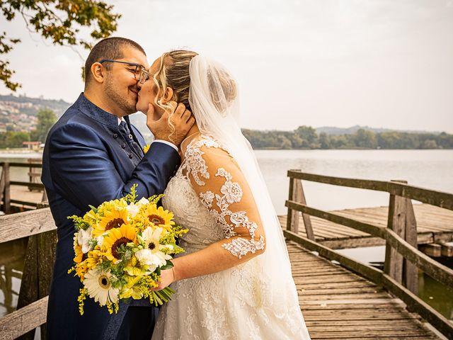 Il matrimonio di Roberto e Martina a Gazzada Schianno, Varese 53