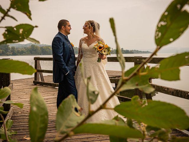 Il matrimonio di Roberto e Martina a Gazzada Schianno, Varese 54
