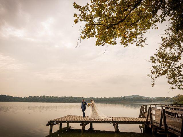 Il matrimonio di Roberto e Martina a Gazzada Schianno, Varese 1