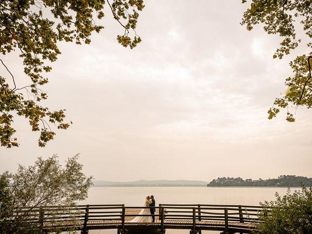 Il matrimonio di Roberto e Martina a Gazzada Schianno, Varese 56