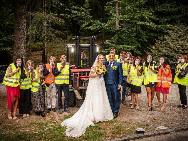 Il matrimonio di Roberto e Martina a Gazzada Schianno, Varese 57