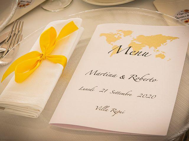 Il matrimonio di Roberto e Martina a Gazzada Schianno, Varese 60