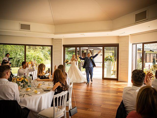 Il matrimonio di Roberto e Martina a Gazzada Schianno, Varese 61