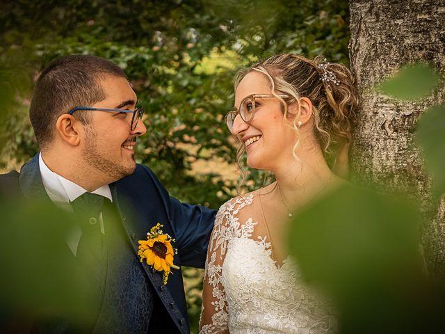 Il matrimonio di Roberto e Martina a Gazzada Schianno, Varese 71