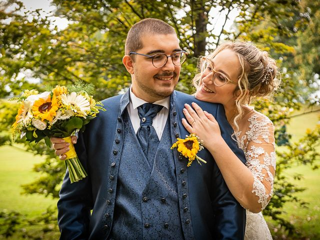 Il matrimonio di Roberto e Martina a Gazzada Schianno, Varese 72