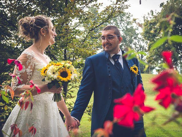 Il matrimonio di Roberto e Martina a Gazzada Schianno, Varese 73