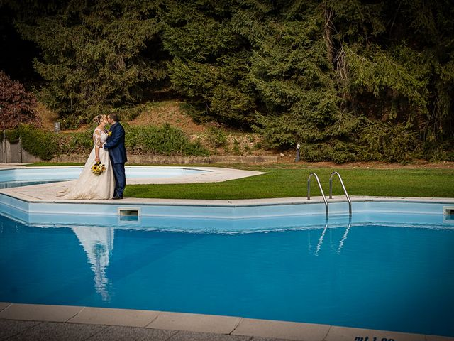 Il matrimonio di Roberto e Martina a Gazzada Schianno, Varese 74