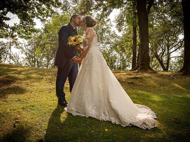 Il matrimonio di Roberto e Martina a Gazzada Schianno, Varese 76