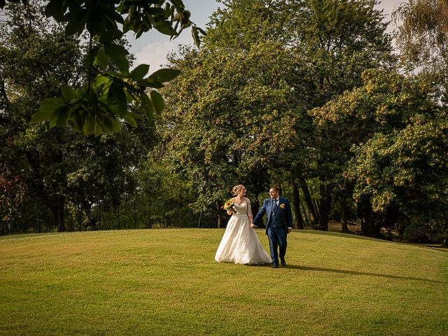 Il matrimonio di Roberto e Martina a Gazzada Schianno, Varese 80
