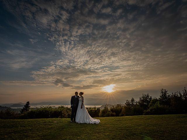 Il matrimonio di Roberto e Martina a Gazzada Schianno, Varese 86