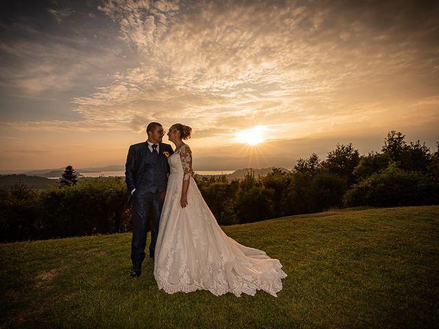 Il matrimonio di Roberto e Martina a Gazzada Schianno, Varese 87