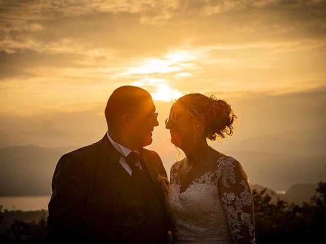 Il matrimonio di Roberto e Martina a Gazzada Schianno, Varese 90