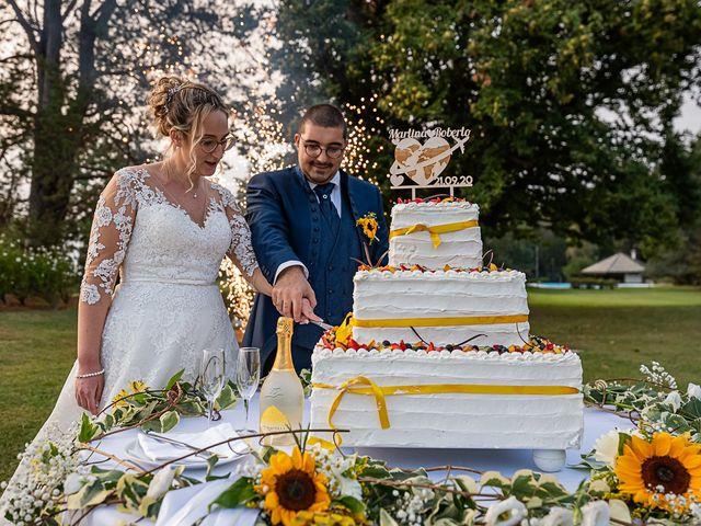 Il matrimonio di Roberto e Martina a Gazzada Schianno, Varese 91