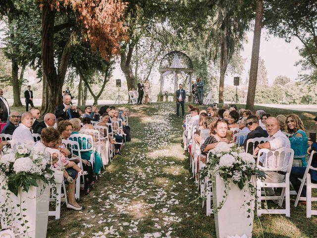 Il matrimonio di Alberto e Melania a Martellago, Venezia 13