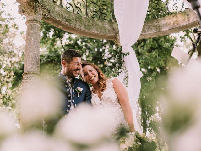 Il matrimonio di Alberto e Melania a Martellago, Venezia 21
