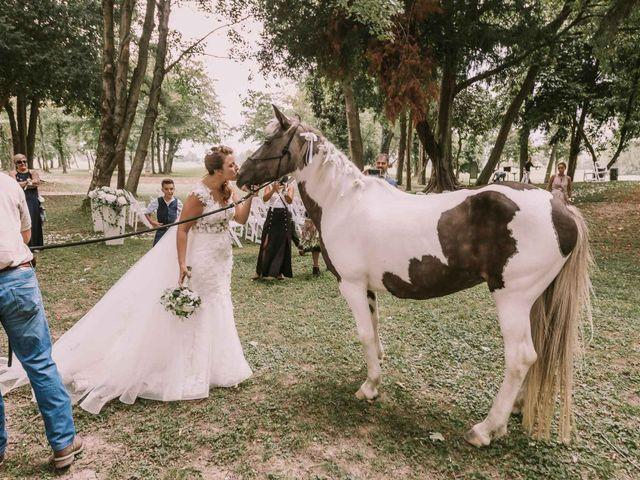Il matrimonio di Alberto e Melania a Martellago, Venezia 31