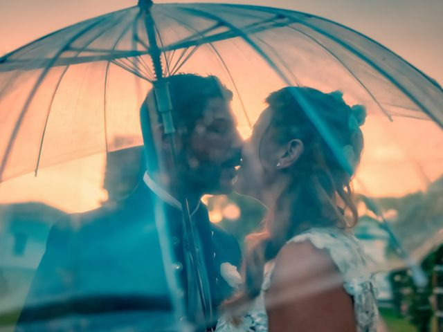 Il matrimonio di Alberto e Melania a Martellago, Venezia 38